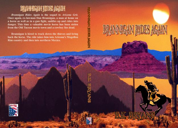 Brannigan Rides Again by B.K. Bryans