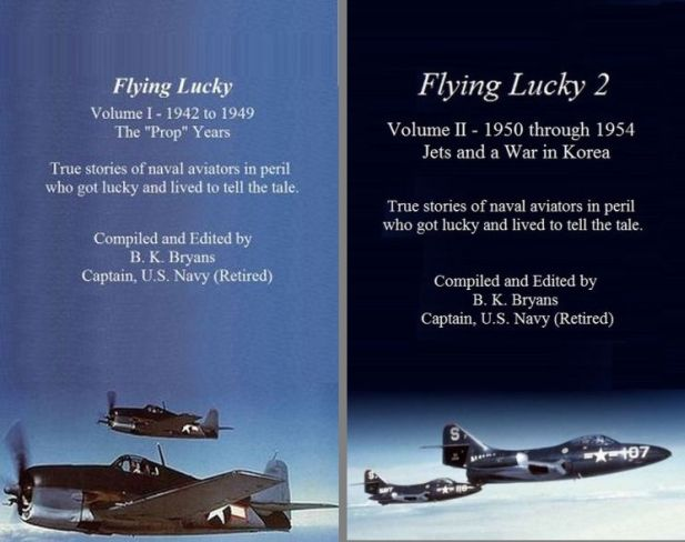 Flying Lucky, Volume 1 and 2