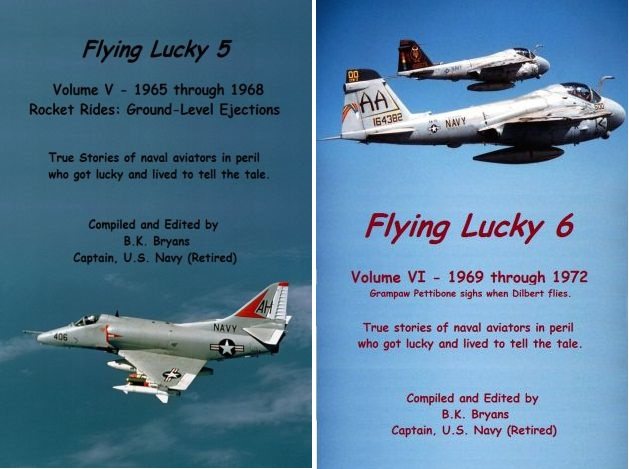 Flying Lucky, Volume 5 and 6